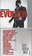 CD--JOHN LEGEND--EVOLVER