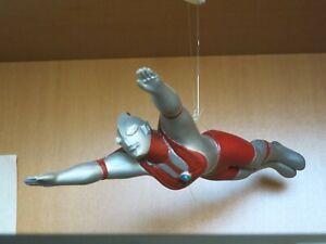 "8.5"" Painted resin Ultraman Flying Pose A garage figure model kit Kaiju Monster"
