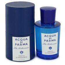 Acqua Di Parma Blu Mediterraneo Mirto Di Panarea EDT Spray 5.0 Oz Sealed New