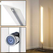 LED Piantana lampada a stelo design moderno salone metallo cromo acrilico 129211