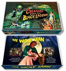"""Marx """"Creature from the Black Lagoon"""" OR Marx """"The Wolfman"""" Play Set Box"""
