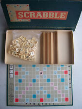 4 players Scrabble Plastic Board & Traditional Games