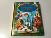 MY TREASURY OF FAIRYTALES, 8 FAVORITE CLASSIC TALES, PADDED COVER   ***NEW***