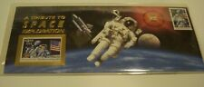Space Achievement Commemorative Souvenir Item Number 9859 USPS Postage Stamps