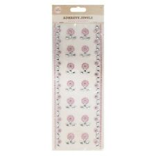 Stalwart U-80927 Adhesive Pearls and Gems