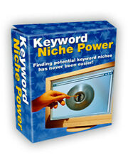 Software Finds  Keywords In Niches That Dominate Succesful Websites SEO (CD-ROM)