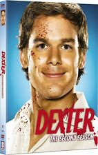Dexter - The Complete Second Season 2 (DVD, 2008, 4-Disc Set) *Brand New*