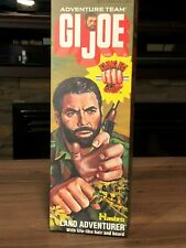 "GI Joe Land Adventurer 12"" Figure Kung Fu Grip"
