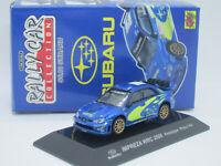 Subaru Impreza WRC Rally 2006 Prototype Press Version 1/64 CM's Kyosho