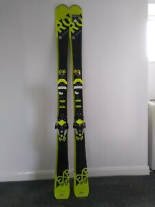 Rossignol Experience 84 HD skis with Look WTR Alpine Bindings - VG Condition