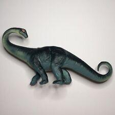 Vintage Apatosaurs Plastic Dinosaur Green 2000 Toy Figure