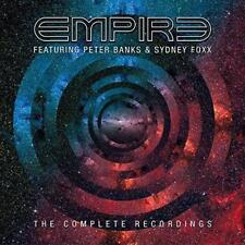 Empire Feat. Peter Banks And Sydney Foxx - The Complete Recordings (NEW 3CD)