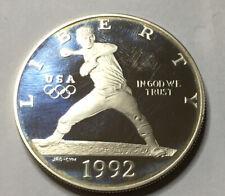 1992 Nolan Ryan Olympic Coin