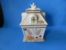 "Lenox Occasions ""Haunted House Covered Candy Dish�"