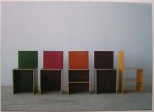 DONALD JUDD  - Carton d invitation - 2012