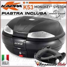KIT BAULETTO KAPPA K53 TECH + PIASTRA MONOKEY KTM ADVENTURE 950/990 2007 2008