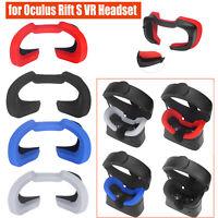 Augenmaske abdecken Atmungsaktive Eye Pad Cover für Oculus Rift S VR Headset