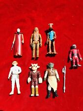 Vintage kenner star wars action figure collection lot of 7 Nice Look!