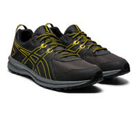 Asics Mens Trail Scout Running Shoes Trainers Sneakers Black Sports Breathable