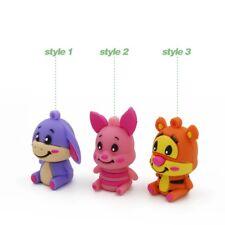 Novelty Animals Cartoon Model USB2.0 8GB-64GB flash drive memory stick pendrive
