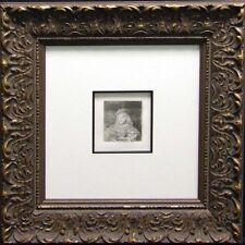 "Rembrandt ""Card Player"" custom Framed & COA  MAKE AN OFFER L@@K!"