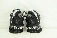 Bauer X900 Lite Ice Hockey Gloves Senior Size 14 Black/White (1015-0815)