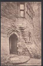 Staffordshire Postcard - Entrance To Tamworth Castle  A6537