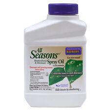 Horticultural Spray Oil 1 Pt Dormant Spray Oil Organic Gardening Paraffinic Oil