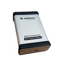 Optibase Video Innovationen MGW flashstreamer VGA Capture Modul