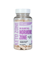 Dr. Colbert's Divine HORMONE ZONE Keto Zone Balance Support - 60 veggie capsules