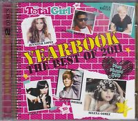 TOTAL GIRL YEARBOOK - THE BEST OF 2011 -  CD + DVD