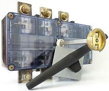 Interruptor de potencia AEG hl1251 IEC 947-3 en60947-3 circuit breaker 1250a 12kv/3