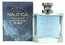 NAUTICA VOYAGE N-83 EAU DE TOILETTE 100ML SPRAY - MEN'S FOR HIM. NEW