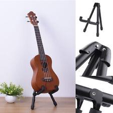 Guitar Stand for Acoustic/Electric Guitars  Violin Ukulele Folding Rack Holder