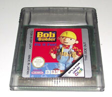 Bob The Builder Fix it Fun Nintendo Gameboy Color (Cartridge only) Preloved