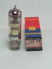 1 tube electronique MINIWATT DARIO EL83 9.9 /vintage valve tube amplifier/NOS