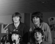 THE BEATLES 1965 11X14 LIMITED EDITION COLLECTION 8 PHOTO LOT  by bill carlson