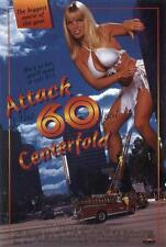 Attack of the 60' Centerfold DVD *RARE* OOP NEW