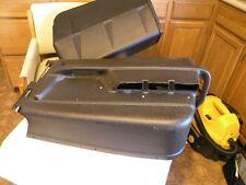 "Lawn mower grass catcher 978030  RGB-83 Polyethylene fits aircap 21"""