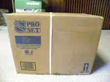 New listing 1990-91 PRO SET HOCKEY PREMIER EDITION SERIES 1 UNOPENED CASE (20 BOXES)