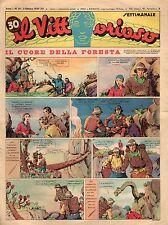 [MAB34] rivista a fumetti VITTORIOSO anno 1937 numero 39