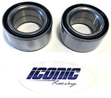 02-14 Polaris Sportsman 600 700 800 4x4 6x6 EFI X2 BOTH Rear Wheel Bearings