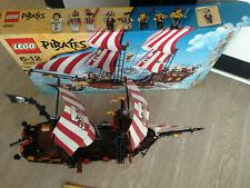 LEGO Pirates Großes Piratenschiff (6243) wie NEU + OVP + BA + 100% komplett