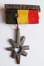 Insigne Médaille Catholique BELGE BELGIQUE NAMUR LOURDES ORIGINAL MEDAL
