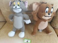 Vintage Tom and Jerry Toy orginal tv cartoon charactors.