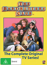 Babysitter's Club Baby-Sitters Club the Complete Original Series DVD R4 New