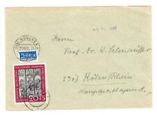 Germany FEDERAL REPUBLIC-SEMIPOSTAL-Sc#317(Stamp CAT )-POSTAL TAX