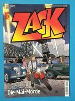 VERSUCHUNG   ungelesen ZACK Comic 3//2019 #237  Millennium Saga 1A TOP Zustand