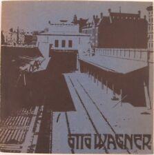 Otto Wagner / DAS WERK DES WIENER ARCHITEKTEN 1841-1918 / 1964 Architecture