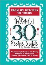 Thankful 30 Recipes